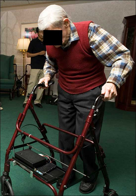 Smart Walker A Tool For Promoting Mobility In Elderly Adults