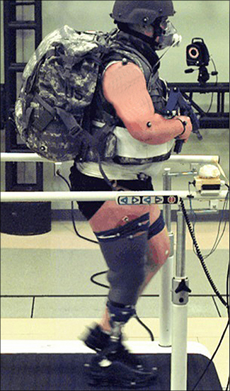 Kinematic Analysis Of Males With Transtibial Amputation